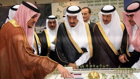 Foundation Stone was laid for Prince Salman Science Oasis in 2010. | Science Centers | Scoop.it
