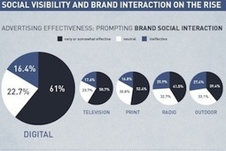 Effectiveness of Social Media Cues in Ads [Infographic] | Community Managers Unite | Scoop.it