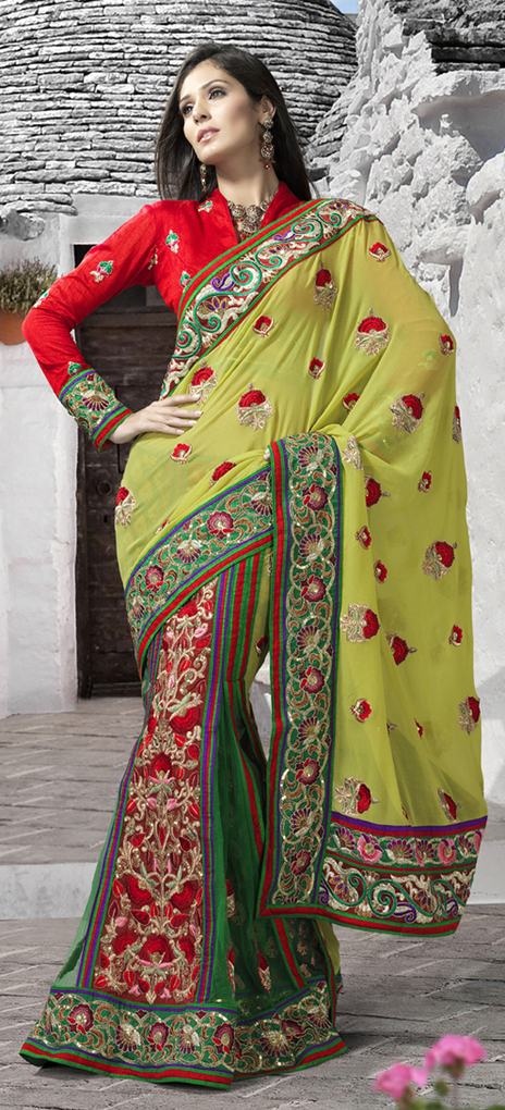 Shop Your Most Cherished Attire Online – Bridal Sarees | Indian Sarees & Lehenga Cholis | Scoop.it