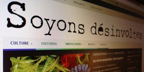 Les dix articles les plus lus sur Soyons Désinvoltes - Soyons Désinvoltes | Soyons Désinvoltes | Scoop.it