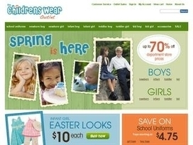 Thechildrenswearoutlet.com Coupons , Discount & Promotional codes | childrens wear outlet coupons | Scoop.it