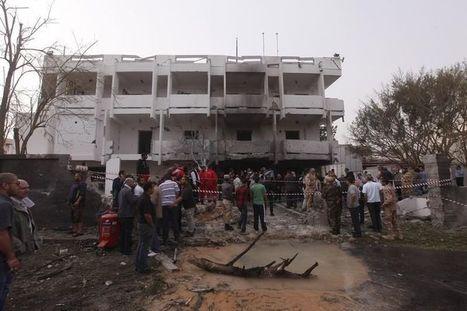 Attentat en Libye: Fabius arrivé à Tripoli | Expertise géopolitique Sahel | Scoop.it