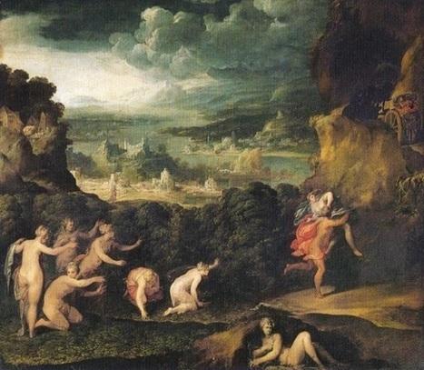 Mitología griega: Perséfone y el mito de la Primavera | Mitología clásica | Scoop.it