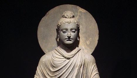 Demetrio I, el rey griego de Bactriana cuyo rostro fue el prototipo para las primeras esculturas de Buda | LVDVS CHIRONIS 3.0 | Scoop.it