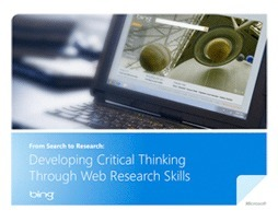 Critical thinking In the classroom | 21st Century Tools for Teaching-People and Learners | Scoop.it