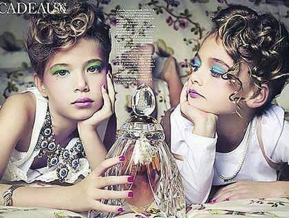 La sexualización de las niñas: la tendencia a vestirse y actuar de manera provocativa [2012-11-07] | Tan antigua y tan nueva | Scoop.it