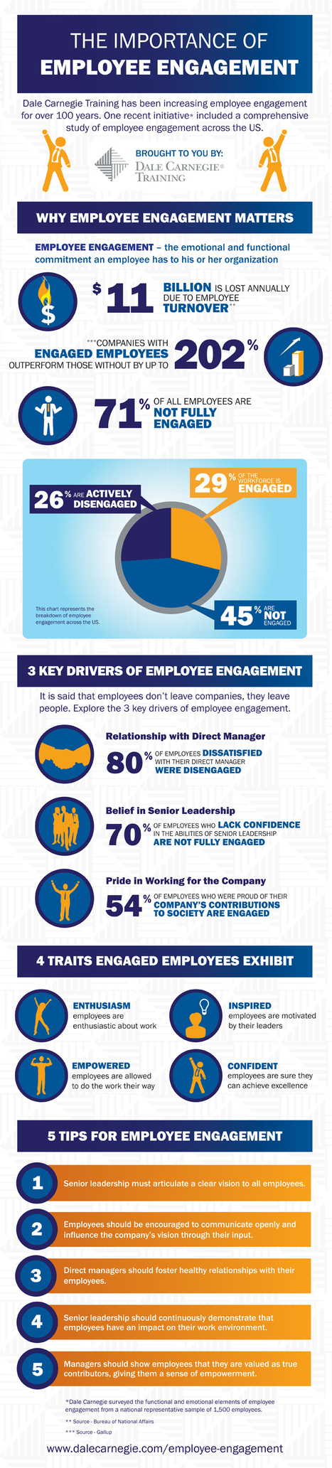 How Important is Employee Engagement? [INFOGRAPHIC] | Improving Organizational Effectiveness & Performance | Scoop.it