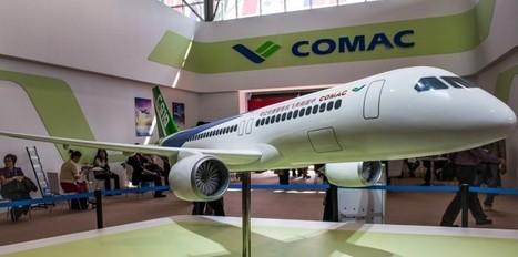 Quand la Chine veut rivaliser avec Airbus et Boeing   Aerospace and avionic   Scoop.it