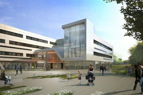 Futur hôpital de Melun/Sénart : l'Etat confirme son soutien financier - République Seine-et-Marne | L'actu du 77 | Scoop.it