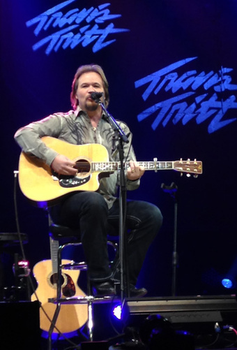 Travis Tritt Marks 25-Year Career With Special Shows | chticountry | Scoop.it