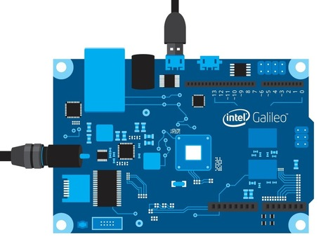 Intel Galileo Live Show-and-Tell Tonight! | Raspberry Pi | Scoop.it