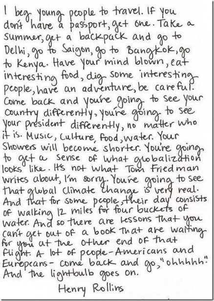 Get Out More Manifesto: An Ode to Travel | When In Manila | Philippine Travel | Scoop.it