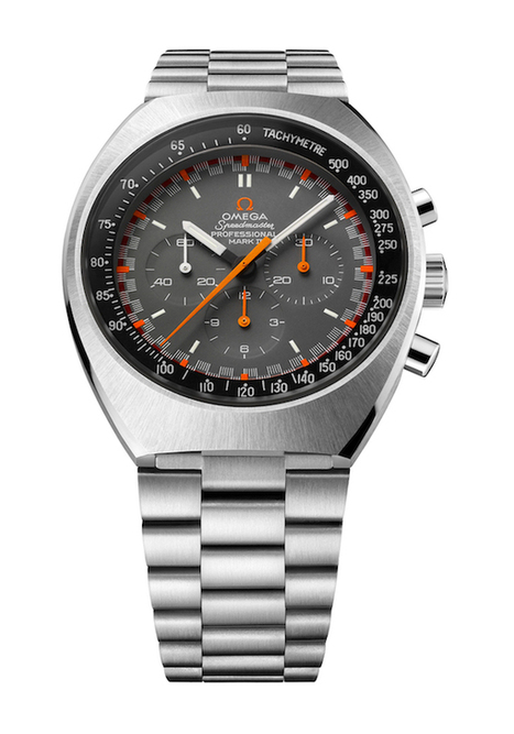 Omega Speedmaster Mark II | Montre, Horlogerie,Chronos | Scoop.it