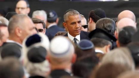 Obama llama en el funeral de Simón Peres a reanudar el proceso de paz de Oriente Próximo | NOTICIAS CIENCIAS SOCIALES NSD | Scoop.it