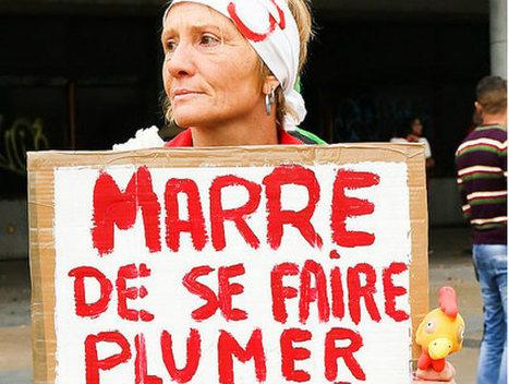 Les salariés d'AIM manifestent à Paris «pour l'emploi» - Agro Media | Actualité de l'Industrie Agroalimentaire | agro-media.fr | Scoop.it