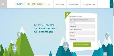 Emploi-Montagne.com est né | Ecobiz tourisme - club euro alpin | Scoop.it
