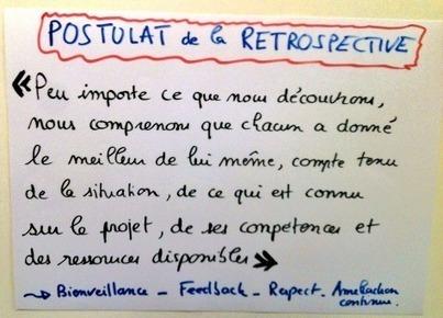 Postulat de Retrospective - QualityStreet - Blog Pro de Jean Claude Grosjean | Agile Methods | Scoop.it