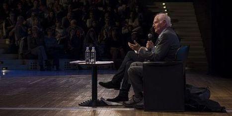 Le Monde Festival en vidéo: conversation avec Michel Serres | Quatrième lieu | Scoop.it