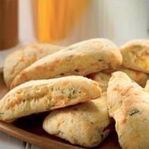 Scones aux poireaux - Tendancemag | Mynspiration cuisine | Scoop.it