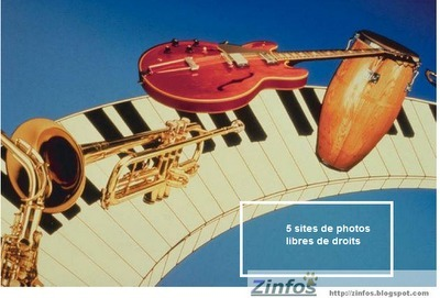 5 sites pour trouver des photos libres de droits   Time to Learn   Scoop.it