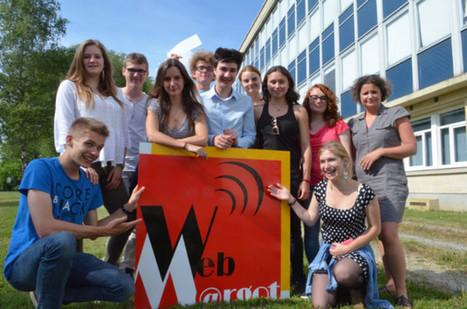 Alençon. Webmargot décroche le prix Média-Tiks | Le Mag ornais.fr | Scoop.it