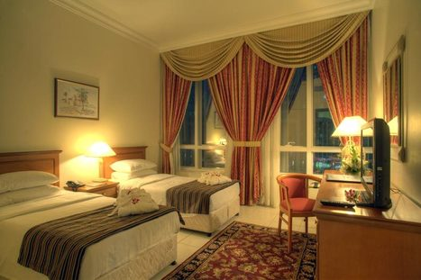 Book a luxury accommodation in Abu Dhabi for an opulent experience | Richa Khanna | Scoop.it