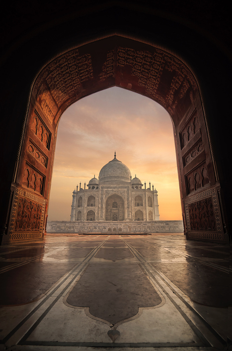 Taj Mahal | My Photo | Scoop.it