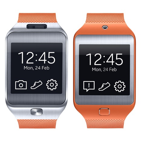 Samsung Officially Unveils Its New Gear 2 and Gear 2 Neo Smartwatches [Images] | Android Discussions | Scoop.it