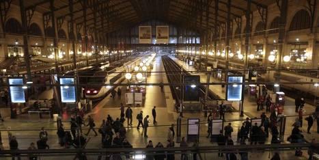 Paris : la gare du Nord va devenir une discothèque | Quatrième lieu | Scoop.it
