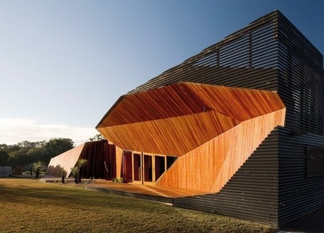 Letterbox House in Blairgowrie, Australia - Architecture Design – Residential Building, Commercial Building, Public Buildings, Urban Design on Architecture Design News and Pictures – topboxdesign.com | Building & Architecture | Scoop.it