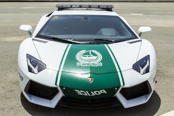 Dubai force unveil new Lamborghini Aventado | Amskar | Scoop.it