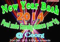 New Year Party With Candle Light Dinner & DJ Music At MGM Mark | Bangalore Party Guide | meraparty.com | Scoop.it