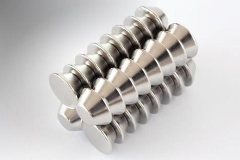 Neodym Magnete und Supermagnete Konus Neodym Magnet Neodym Magnete | Neodym Magnete und Super Magnete im Magnetshop | Scoop.it