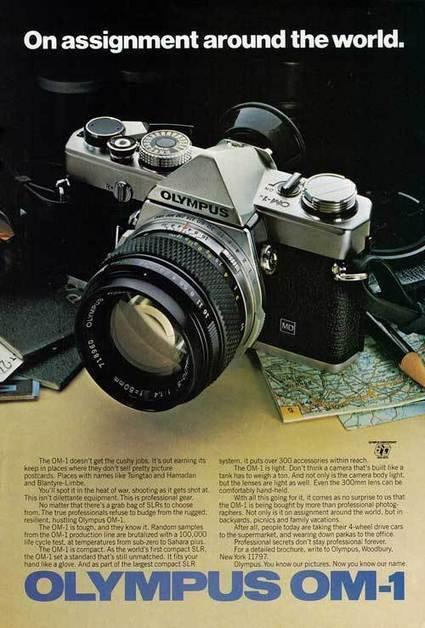 Shooting Film: Beautiful Vintage Camera Adverts   L'actualité de l'argentique   Scoop.it