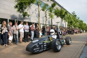 3D-Printed EV Racer Hits 88 MPH, Doesn't Go Back to 1955 | 3d Print | Scoop.it