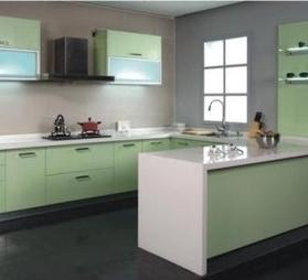 bepsaigon.net - Tủ bếp gia đình - | Tủ bếp Acrylic - MFC | Scoop.it