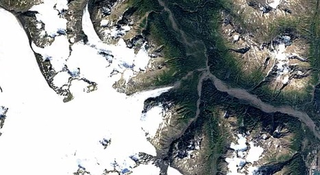 Google Earth update shows how climate change has morphed our planet | Climate Chaos News | Scoop.it