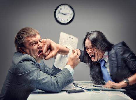 Les 25 pires manies de vos collègues de bureau | Insolites | Scoop.it