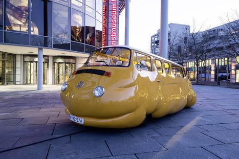 Insolite. Volkswagen créé un food-truck en forme de saucisse nommée Combi ! | the web: design, E-skills & news | Scoop.it