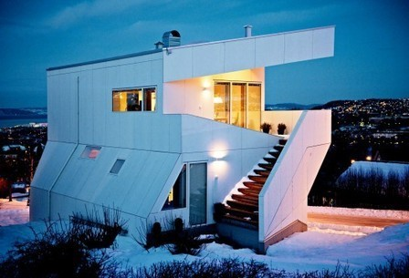 [Trondheim, Noruega] The Polite House / JVA | The Architecture of the City | Scoop.it