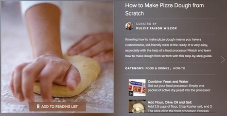 Learnist Refreshes 'Pinterest For Education' Site To Add Reading ... | Pinterest and Etsy | Scoop.it