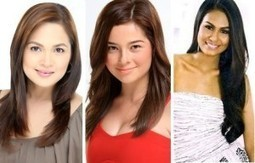 Latest Chicka on Judy Ann Santos, Andi Eigenmann and Venus Raj | Philippine Entertainment | Scoop.it