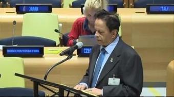 À LA TRIBUNE DE L'ONU—SAJ: « La démarche  sur les Chagos légitime»@Investorseurope | Investors Europe Mauritius | Scoop.it