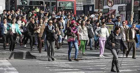 Bogotá: la ciudad más peligrosa para las mujeres que usan transporte público | POR BOGOTA | Scoop.it