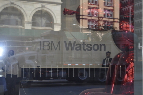New R extension gives data scientists quick access to IBM's Watson | Cloud Central | Scoop.it