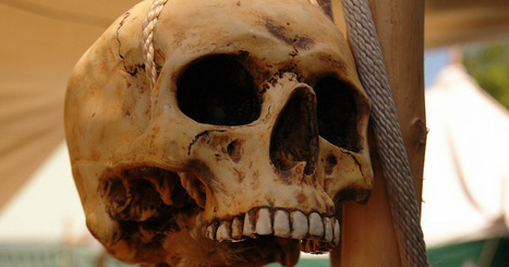 The Gruesome Cannibalism Behind Jameson Whiskey | Digital-News on Scoop.it today | Scoop.it