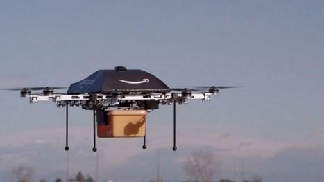 7 Amazon Prime Air Drone Competitors   UAV, UAS, Robotics   Scoop.it