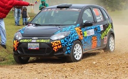 Se corrió el Rally Lago de Tota - Excelsio   rally colombiano   Scoop.it