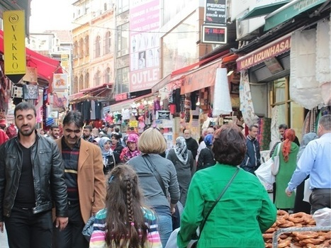 How Istanbul Improved Air Quality by Putting Pedestrians First | TheCityFix | Sustainable Futures | Scoop.it