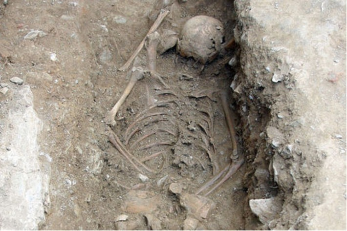 Rare burial in Italy attributed to a 'witch girl' | Herstory | Scoop.it